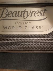 Beautyrest Rise label