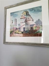 Original Watercolor