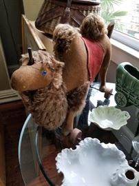 Antique Toy Camel
