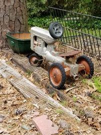 Child's Tractor