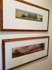 Framed Amish Country Photos