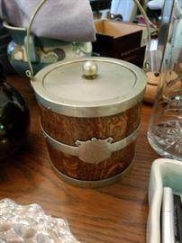 English Oak Jar