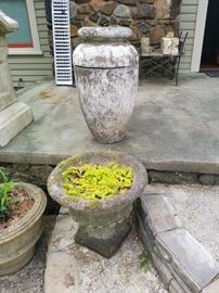 An array of fabulous planters