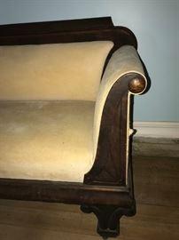 Quervelle sofa detail