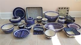 001 Polish Stoneware