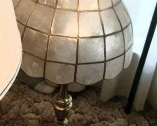 Caprice lamp, two available