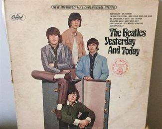 Beatles, Yesterday and Today LP