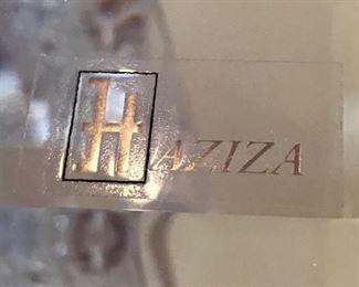SHLOMI HAZIZA CONTEMPORARY ACRYLIC ART SCULPTURES