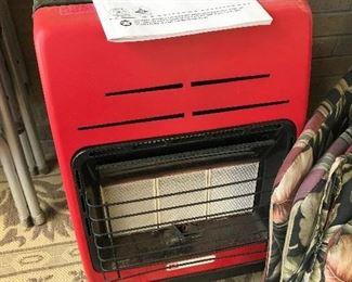 Portable Heater $ 70.00