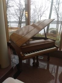 1980 Steinway Model M Grand Piano