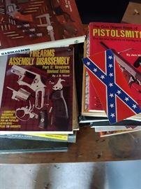 Gun collectors / gunsmithing books