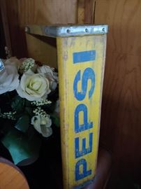 Vintage Pepsi Crate