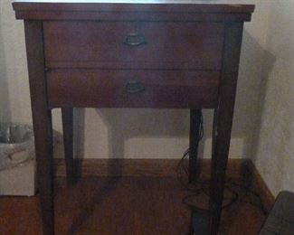 Table, Sewing Machine Kenmore