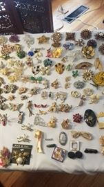 Pins and Brooches