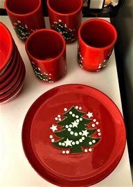 """Christmas Tree"" by Waechtersbach"