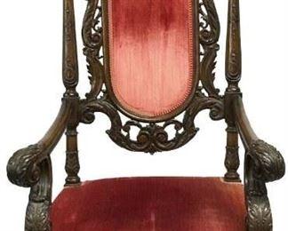 thronechair