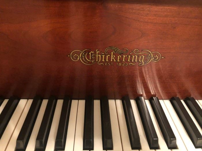 Chickering Baby Grand Piano - Model 410FP.   Piano is in mint condition.   Asking $975 or best offer.