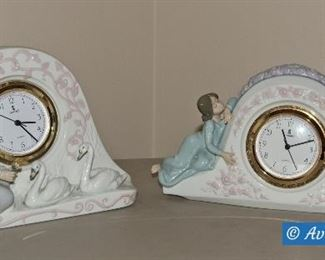 Lladro Clocks