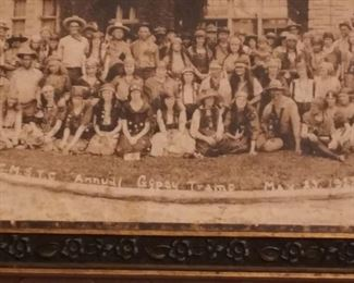 CMSTC Annual Gypsy Tramp Real Photo May 23, 1922 (Warrensburg, MO)