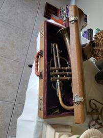 Great Olds Ambassador Trumpet