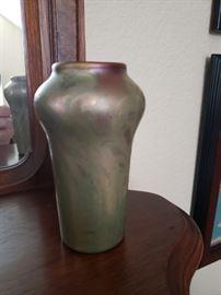 Super rare Weller Sicard vase