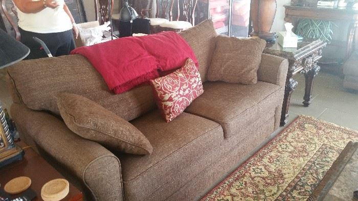 Queen Sofa Bed by Lazy Boy. Excellent Condition