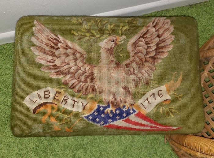 American Liberty 1776 stool