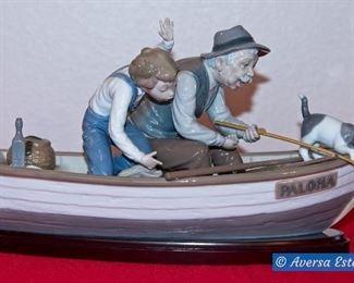 Lladro Paloma Figurine