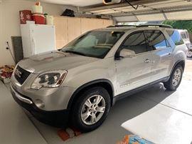 Vehicle for sale - GCM Acadia