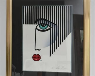 Contemporary Artwork, Artist's Proof by Robin Morris