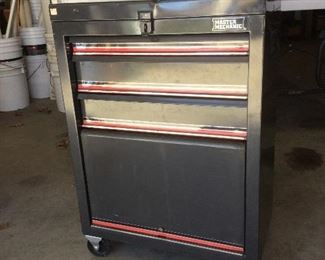 Master Mechanic tool cart