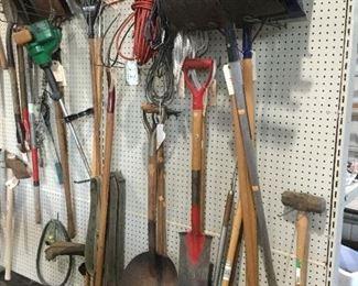 Vintage excellent quality garden tools