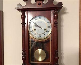 clock with key