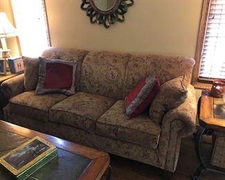 Very nice clean sofa sleeper