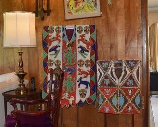 Chiefs Beaded Yuruba Colorful Vest Ceremonial Robes