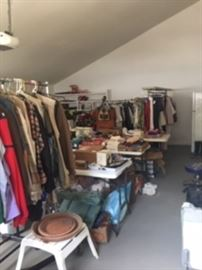 Clothing for men and women 70s and newer