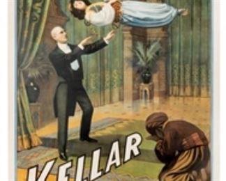 http://auctions.potterauctions.com/Kellar__Levitation_-LOT17411.aspx