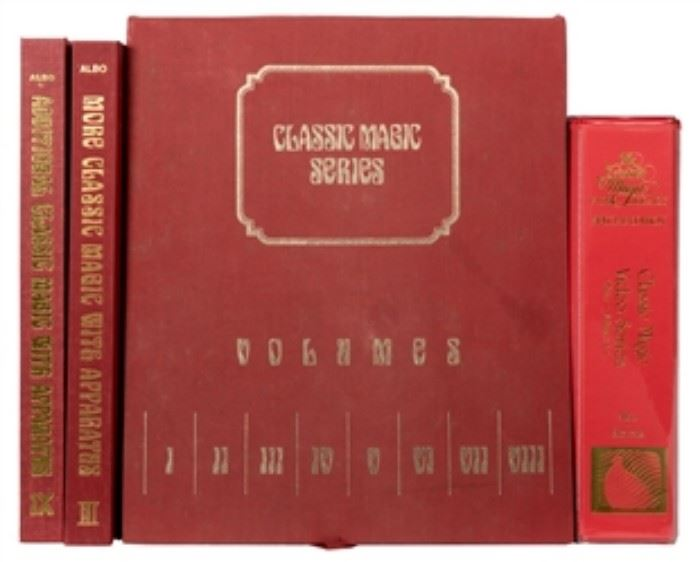 http://auctions.potterauctions.com/Classic_Magic_Series__Vols__I_IX_-LOT17234.aspx