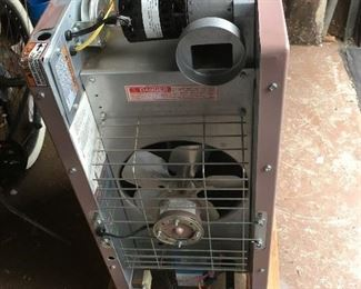 25000 btu natural gas heater which may be converted to propane