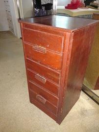 Vintage small bureau.