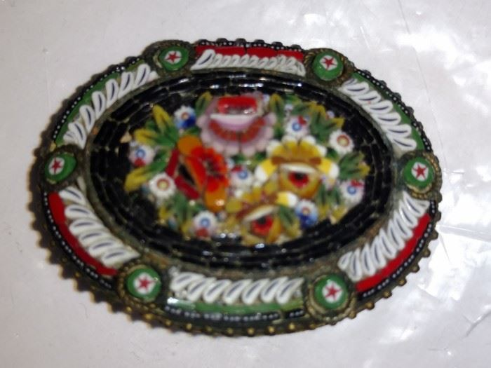 Milifiori Brooch