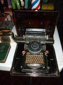 Cool typewriter