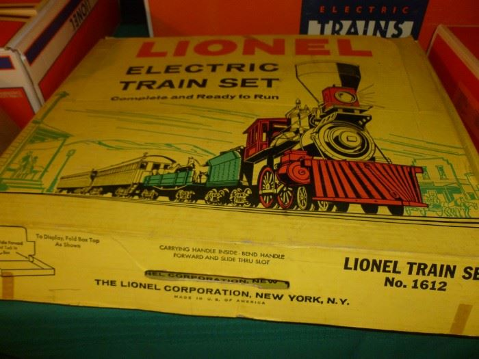 Another Lionel Train