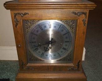 Hamilton Clock