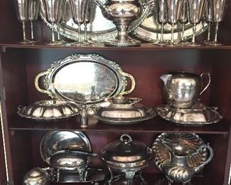vintage world class quality silver (sterling and silverplate)