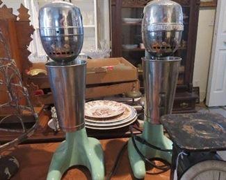 Pair of Hamilton Beech Malt Mixers