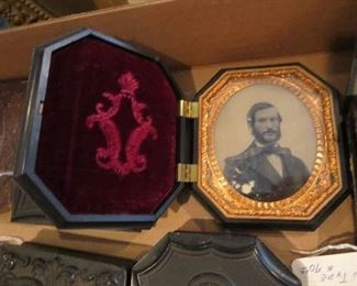 Union Case with Gentlement
