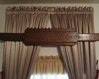 1 of 5 Victorian Cornice Boards