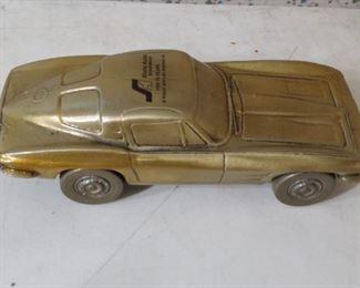 Corvette Car Bank Premium
