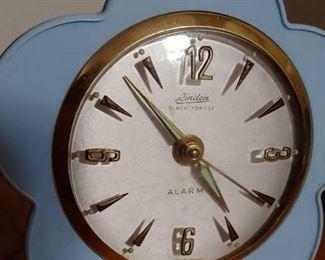 Retro Linden Black Forest Alarm Clock